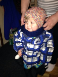 Another of Jayven in His Hat